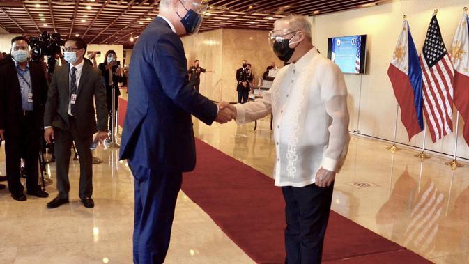 Kunjungi Vietnam dan Filipina, AS Tegaskan Pentingnya Kawasan Indo-Pasifik
