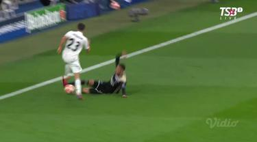Berita video highlights 16 besar Liga Champions 2018-2019 leg-2. Real Madrid tersingkir  setelah  kalah 1-4 dari Ajax.
