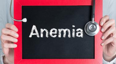 Ilustrasi anemia (iStock)