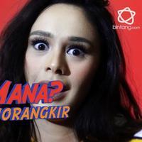 Bagaimana ekspresi Briana Simorangkir begitu mendengar dua pernyaan sulit dalam hidupnya yang diajukan bintang.com