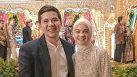 Haykal Kamil dan Tantri Naimrah baru saja memiliki rumah baru, penampakannya unik dengan konsep Bali. (Sumber: Instagram/@haykalkamil)
