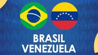 Copa America - Brasil Vs Venezuela (Bola.com/Adreanus Titus)