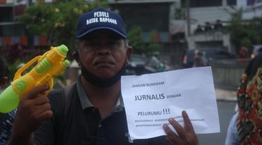 Penembakan Wartawan