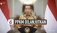 Presiden Joko Widodo sampaikan keputusan untuk melanjutkan PPKM level 4 dari tanggal 26 Juli hingga 2 Agustus 2021. Keputusan ini disertai dengan beberapa penyesuaian.