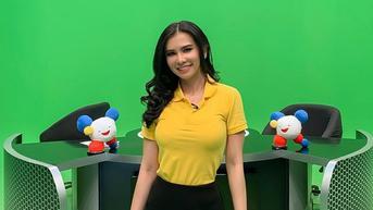 Maria Vania Mengakui Sulit Menjadi Presenter Olahraga