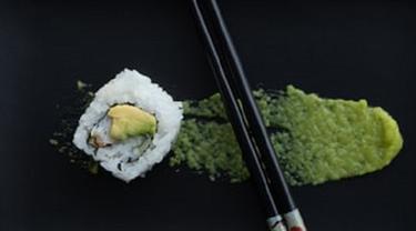Ilustrasi wasabi