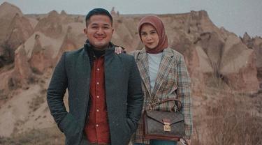7 Potret Liburan Kesha Ratuliu dan Suami di Turki, Jadi Honeymoon Kedua