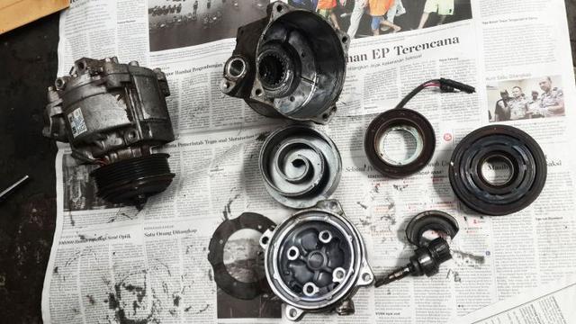 Kompresor Ac Mobil Rusak Bisa Jadi Ini Penyebabnya Otomotif