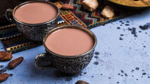 Cokelat panas (iStockphoto)