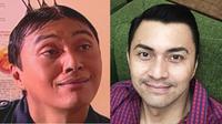 5 Aktor Tanah Air yang Rela Ubah Penampilan Secara Drastis Demi Peran  (sumber: KapanLagi.com & Instagram.com/anjasmara)