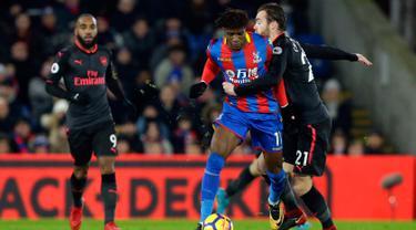Alexis Sanchez Cetak Dua Gol, Arsenal Menang Dikandang Crystal Palace