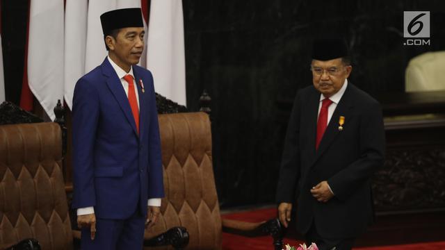 Pidato Presiden Jokowi