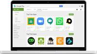 Google Play Store. Liputan6.com/Mochamad Wahyu Hidayat