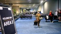 Sebanyak 56.085 orang penumpang dari luar negeri telah jalani karantina setelah mendarat di Bandara Soekarno-Hatta. (Dok AP II)