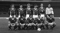 Timnas Yugoslavia jelang Piala Eropa 1992. (AFP/Nebojsa Parausic)