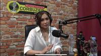 Sara Wijayanto saat diwawancarai Deddy Corbuzier