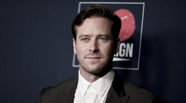 Armie Hammer. (Richard Shotwell/Invision/AP, File)
