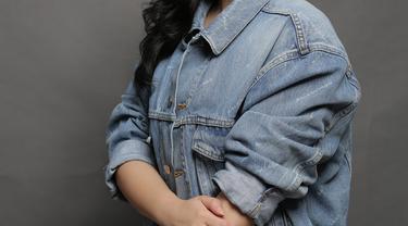 Nagita Slavina (Foto: Febio Hernanto/Bintang.com)