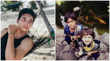 Genap Berusia 20 Tahun, Ini 6 Transformasi Aktor Junior Roberts