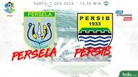 Jadwal Liga 1 2018 pekan ke-33, Persela Lamongan vs Persib Bandung. (Bola.com/Dody Iryawan)