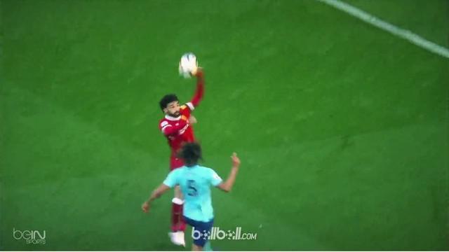 Berita video para pencetak gol terbaik pekan ke-34 Premier League 2017-2018 termasuk Mohamed Salah. This video presented by BallBall.