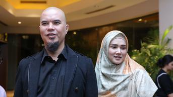Ahmad Dhani Bersyukur Mulan Jameela Setia dan Tidak Menggugat Cerai Saat Dirinya Dipenjara