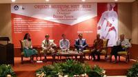 Seminar diadakan di Auditorium Gedung B, Museum Nasional, Jalan Medan Merdeka Barat, Jakarta.