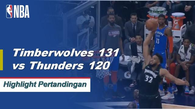 Karl-Anthony Towns berakhir dengan 41 poin dan 14 rebound ketika Timberwolves membobol tiga kekalahan beruntun.