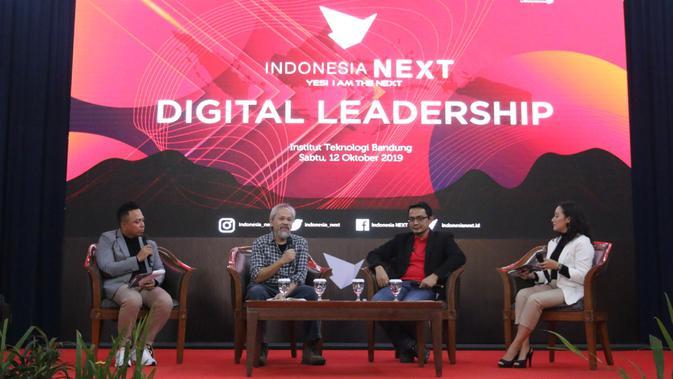 Program CSR Telkomsel IndonesiaNEXT 2019 di Bandung