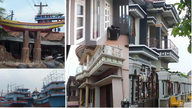 Bendar, Kampung Nelayan yang Semua Warganya Pengusaha