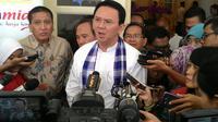 Gubernur DKI Jakarta Basuki Tjahaja Purnama atau Ahok.