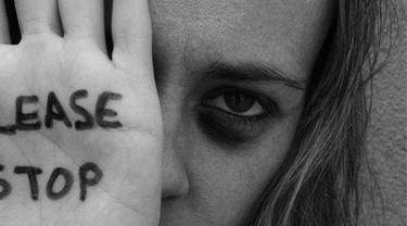 Ilustrasi kekerasan perempuan