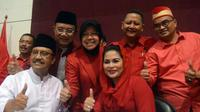 Walikota Surabaya Tri Rismaharin imenilai bahwa pasangan Gus Ipul dan Mbak Puti inilah yang terbaik bagi provinsi Jawa Timur.