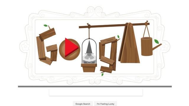 Hari ini laman muka Google Doodle dihiasi animasi Garden Gnome/Taman Gnome, yang jika diklik, kamu akan menemukan permainan unik. Ya, saat pertama kali kamu 'klik' akan muncul sejarah awal Garden Gnome dan berakhir pada permainan animasi.