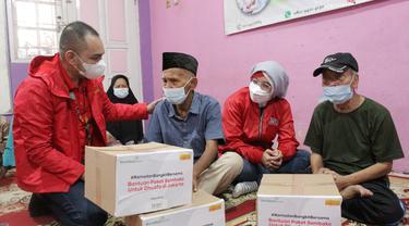 Donasi Indosat Ooredoo