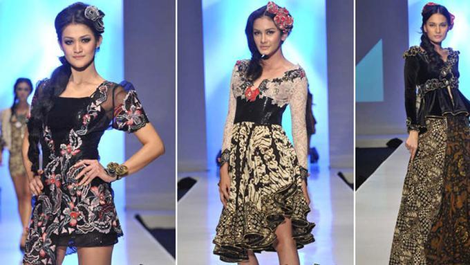 Ethnic Contemporer Parade Show Desainer Appmi Fashion Fimela Com