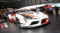Toyota Supra Kembali Dalam Bentuk Mobil balap, Apa Istimewanya? (Foto: Autoevolution)