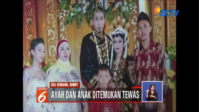 Petaka keluarga ini berawal Selasa lalu saat Muhajir, istrinya Suniati dan Muhamad Solihin anaknya yang berusia 12 tahun tba-tiba hilang secara misterius.