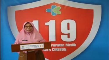 Jujur dan Kasih Sayang Kunci Memutus Rantai Sebaran Covid-19 di Cirebon