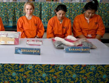 Penyelundupan Narkotika ke Bali