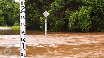 Daftar Daerah Potensi Banjir di Jabar 28-30 September 2021