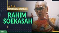 Wawancara Eksklusif - Rahim Soekasah (Bola.com/Adreanus Titus)