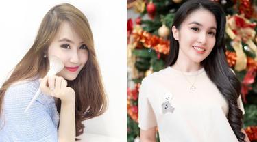 Cheryl Antoinette - Sandra Dewi (Foto: Instagram/@cherylantoinette @sandradewi88)