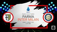 Parma vs Inter Milan (liputan6.com/Abdillah)