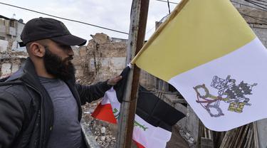 Menyambut Kunjungan Bersejarah Paus Fransiskus di Irak