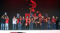 Pemenang Piala Presiden Esports 2020 (ist)