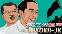 100 Hari Jokowi
