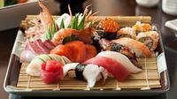 4 jenis sushi ini sanggup bikin kamu seketika ngidam!