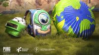 PUBG Mobile rayakan Earth Day dengan event khusus. (Doc: Tencent/ PUBG Mobile)