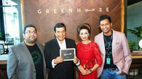Co-working space Greenhouse hadir sebagai co-working space ramah lingkungan di Jakarta (Liputan6/pool/Greenhouse)